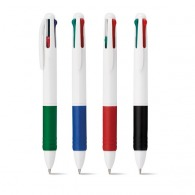 Stylo 4 couleurs personnalisable basique