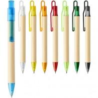 Bolígrafo de papel