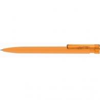 Bolígrafo retráctil de tacto suave