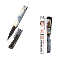Stylos avec impression photo personnalisable