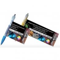 Stylos drapeaux ou stylos bannieres avec marquage