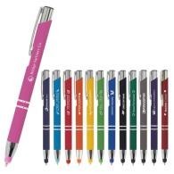 Un lápiz cruzado de tacto suave