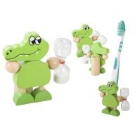Support pour brosse à dents Crocky
