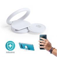 Support smartphone antibactérien