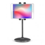 Support tablette logoté avec haut-parleur
