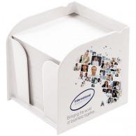 Porte-Post-it transparents et supports de bloc-notes transparents avec personnalisation