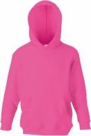 Fruit of the Loom children's hooded sweatshirt