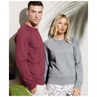 Sweat-shirt en coton bio Kariban