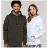 Sweatshirt à capuche épais
