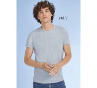 T-shirt logoté ajusté 150g regent fit