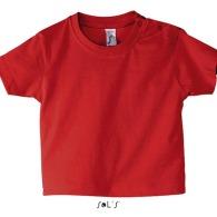 T-shirt bébé couleur 160 g sol's - mosquito - 11975c