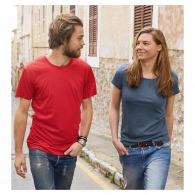 T-shirt personnalisable bio décontracté