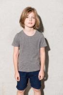T-shirt coton bio manches courtes enfant - Kariban