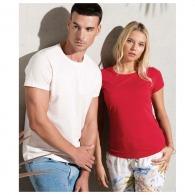 T-shirt en coton bio publicitaire Kariban