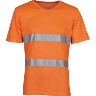 T-shirts professionnels de travail avec logo