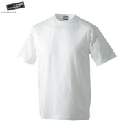 T-Shirt junior Basic blanc