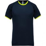 T-shirts techniques respirants pour le sport avec marquage