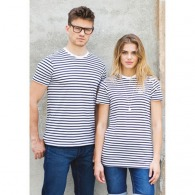 Tee-shirts manches courtes avec marquage