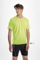 Tee-shirts respirants et tee-shirts techniques en polyester personnalisé