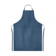Hemp kitchen apron - Naima
