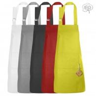 Organic cotton apron master cook