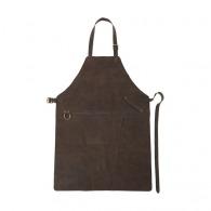 Tablier personnalisé en cuir reconstitué (synderme)