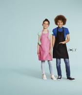 Tablier personnalisable enfant avec poches - gala kids