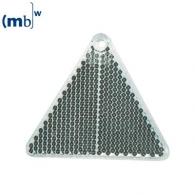 Talmu réflecteur personnalisable pièton triangle