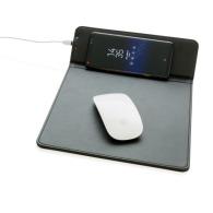 Tapis de souris publicitaires avec chargeur à induction 5w