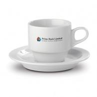 Tasse personnalisée à café baggio