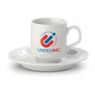 Tasse personnalisée à café baresi