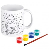 Objets à colorier ou peindre customisé