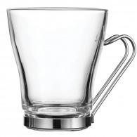 Tasse en verre 22cl oslo cappuccino