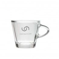 Tasse personnalisable expresso en verre