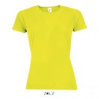 Tee-shirt femme manches raglan sporty women - couleur