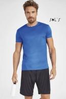 T-shirts techniques respirants pour le sport customisé