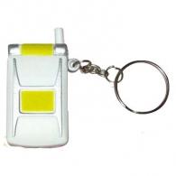 Porte-clés anti-stress en mousse avec logo