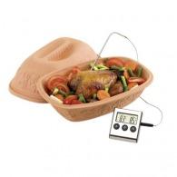Thermomètre de cuisine publicitaire Gourmet