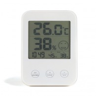 Thermomètre logoté hygromètre