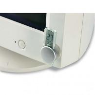 Thermomètre publicitaire LCD