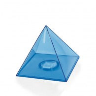 Tirelire personnalisable pyramide