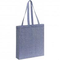 Tote bag coton recyclé 150g à soufflet broadway