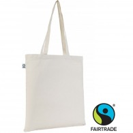 Totebag certifié bio & équitable fairtrade