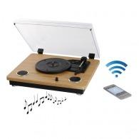 Tourne disque compatible Bluetooth®