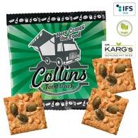 """Trio de crackers """"blé complet"""""""