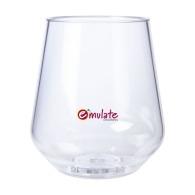 Tritan verre personnalisable à eau/vin