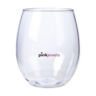 Tritan verre publicitaire eau/vin