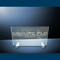 Trophée personnalisable gravure laser