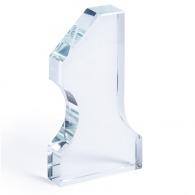Trophée logoté numéro 1