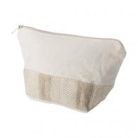 Trousse de toilette personnalisable coton